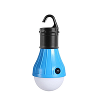 Ліхтар підвісний похідний 3DTOYSLAMP синій, фото 1