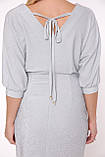 Платье Афина серебро, фото 6