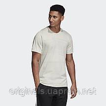 Мужская футболка Adidas ID Jacquard DU1118  , фото 2