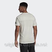 Мужская футболка Adidas ID Jacquard DU1118  , фото 3