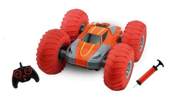 Перевёртыш на р/у YinRun Speed Cyclone с надувными колесами