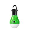Фонарь походный подвесной 3DTOYSLAMP зеленый