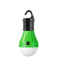 Ліхтар підвісний похідний 3DTOYSLAMP зелений