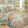 Комплект постельного белья  в кроватку Совушки