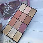 Шикарная палитра пудровых румян и хайлайтеров от Ruby Rose, фото 5