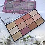 Шикарная палитра пудровых румян и хайлайтеров от Ruby Rose, фото 6