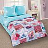 Комплект постельного белья для девочек  Ажур в кроватку