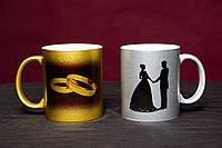 Оригинальная Чашка на выпускной, свадьбу, праздник