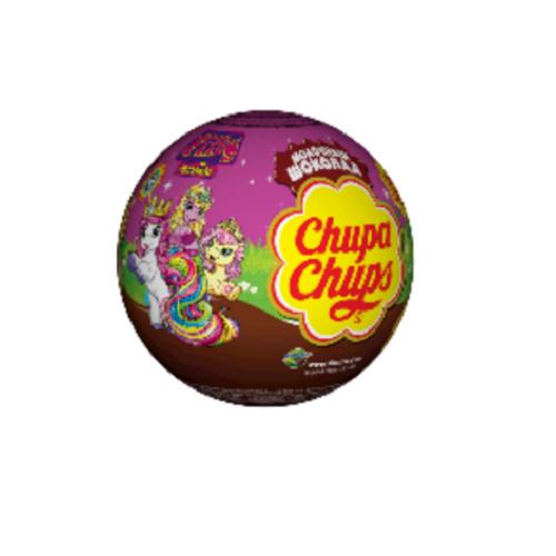 Яйцо сюрприз Чупа чупс Филли/ Chupa Chups 20г/18 шт