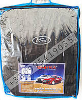Автомобильные чехлы Форд Фокус 2 2004- седан / хетчбэк Ford Focus II 2004- sedan / hb Nika модельный комплект