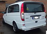 Задня захист на Fiat Scudo 2007+