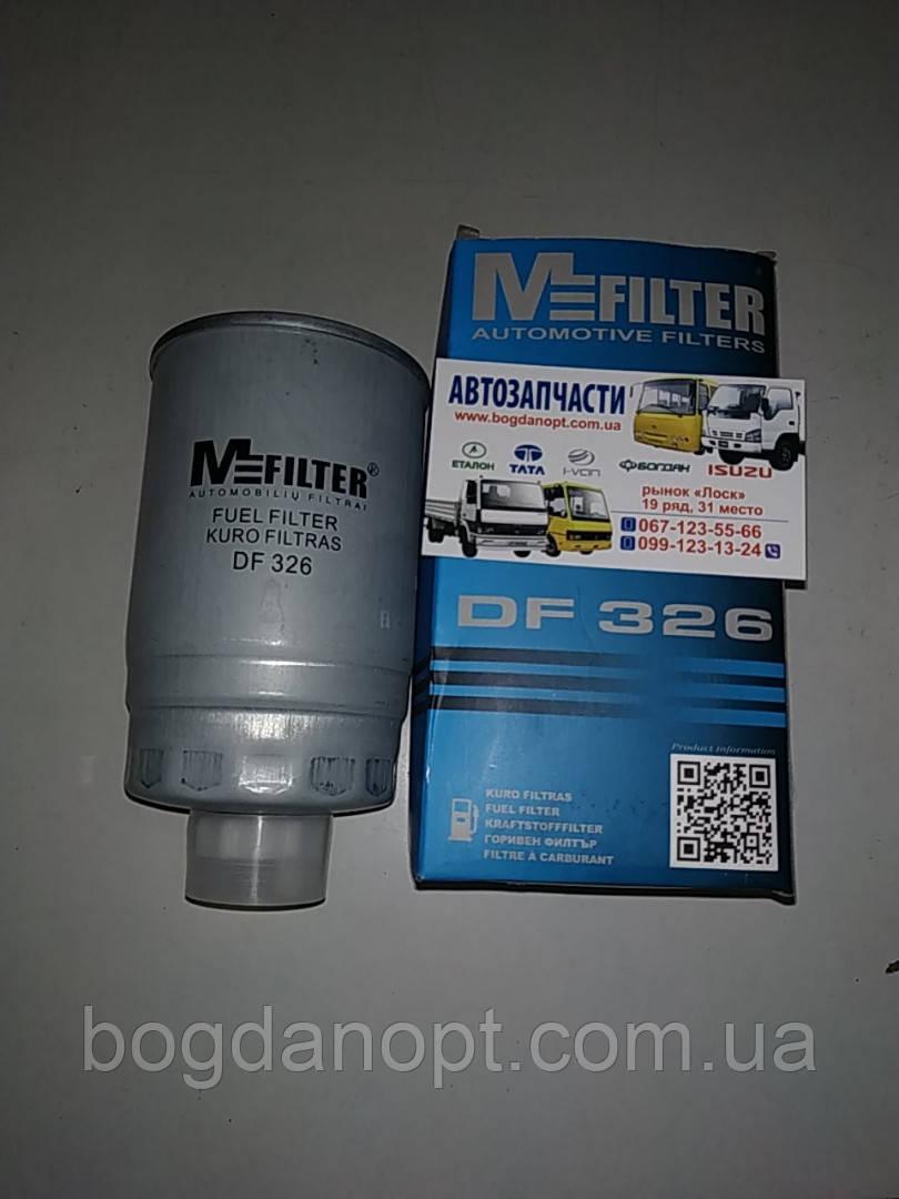 Фильтр топливный с отстойником  M-Filter DF326