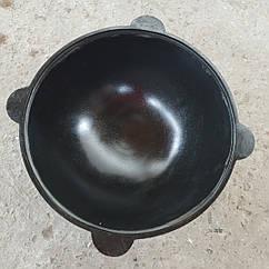 Казан узбецький чавунний на 30л