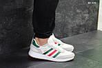 Мужские кроссовки Adidas Iniki (белые), фото 3