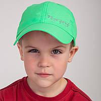 Легкая кепка на лето для мальчика - Спорт (к8)