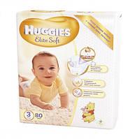 Подгузники HUGGIES elit soft 3 (5-9 кг) 80 шт