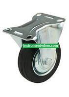 Колесо 510100 с неповоротным кронштейном (диаметр 100 мм)