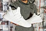 Мужские кроссовки Adidas EQT ADV / 91-18 (белые), фото 4