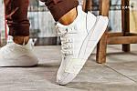 Мужские кроссовки Adidas EQT ADV / 91-18 (белые), фото 3