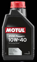 Масло моторное 10W-40 (4л.) MOTUL 2100 POWER+