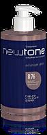 Тонирующая маска для волос 8/76 ESTEL NEWTONE Thermokeratin светло-русый коричнево-фиолетовый 435 ml