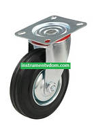Колесо 520125 с поворотным кронштейном (диаметр 125 мм)