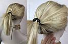 Парик из натуральных волос каре с отросшими корнями, фото 3