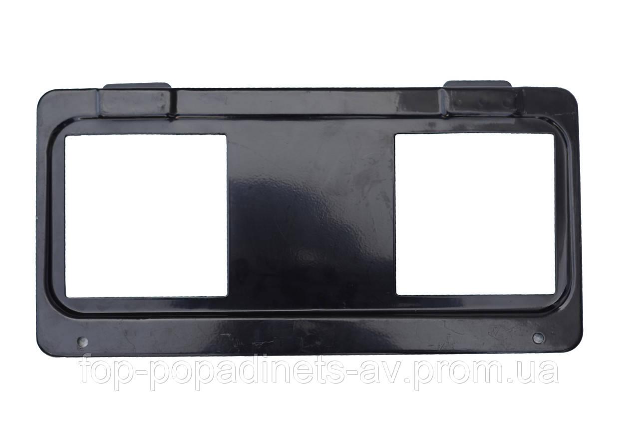 Решетка капота нижняя 80-8401080-Б