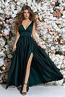 513de533e20 Платье шелковое зеленое в Украине. Сравнить цены