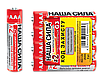 Солевая батарейка НАША СИЛА R03 ААA