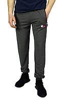 Серые мужские спортивные трикотажные штаны TOMMY, фото 1