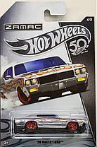 Машинка серия Zamac 50-ти летие Hot Wheels Buick GSX