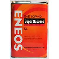 ENEOS SUPER GASOLINE API SL 10W40 Semi-synthetic 1л