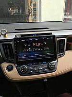 Штатная Магнитола Toyota Rav4 2014-2016 с 4G интернетом на Android 6,0  Тойота Рав4 с Экраном 10 дюймов