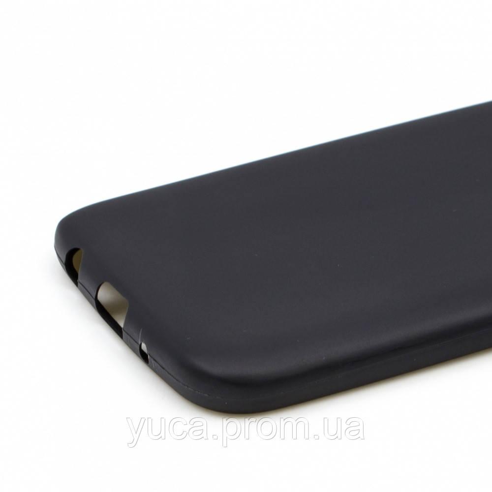 Чехол силиконовый для MEIZU M5 Joy  чёрный