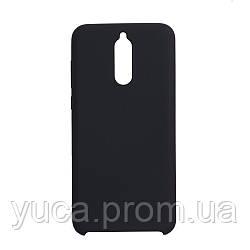 Чехол силиконовый для HUAWEI Mate 10 Lite Case Original 18 черный оригинал