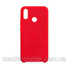 Чехол силиконовый для HUAWEI Nova 3i / Psmart Plus Case Original 14 красный оригинал