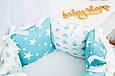 Бортики-подушки в детскую кроватку, фото 4