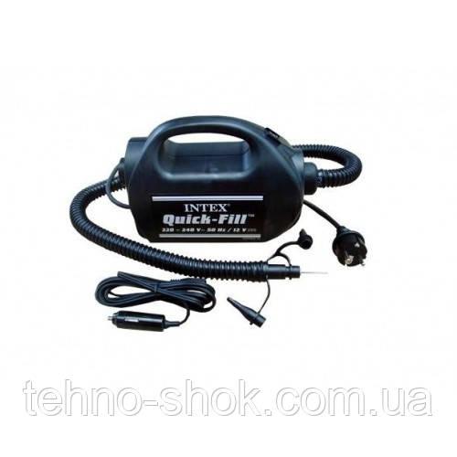 Электрический насос Intex 68609, 400 л\мин, давление 0,083 Мпа