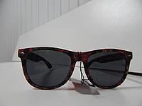 Солнцезащитные очки Canda с цветами матовые