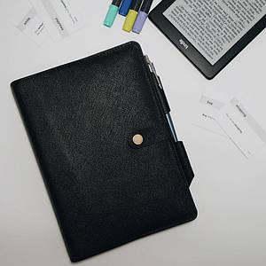 Обложка на блокнот или ежедневник из натуральной кожи А5