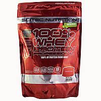 Протеин Scitec Nutrition 100% Whey Protein Professional 500 г  банан