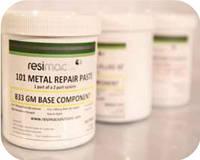 Композитный материал RM 101 RESIMETAL Metal Repair Pasta