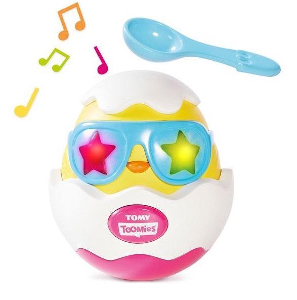 Игрушка музыкальная Разбей яйцо TOMY