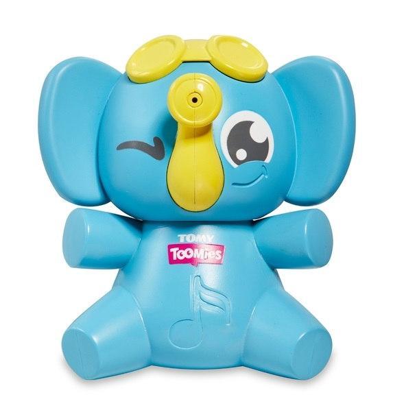 Игрушка для ванной TOMY Поющий слоненок T72815С