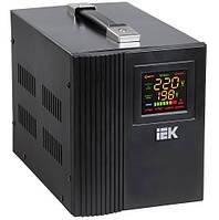 Стабилизатор напряжения СНР1-0- 0,5 кВА электронный переносной, ИЭК