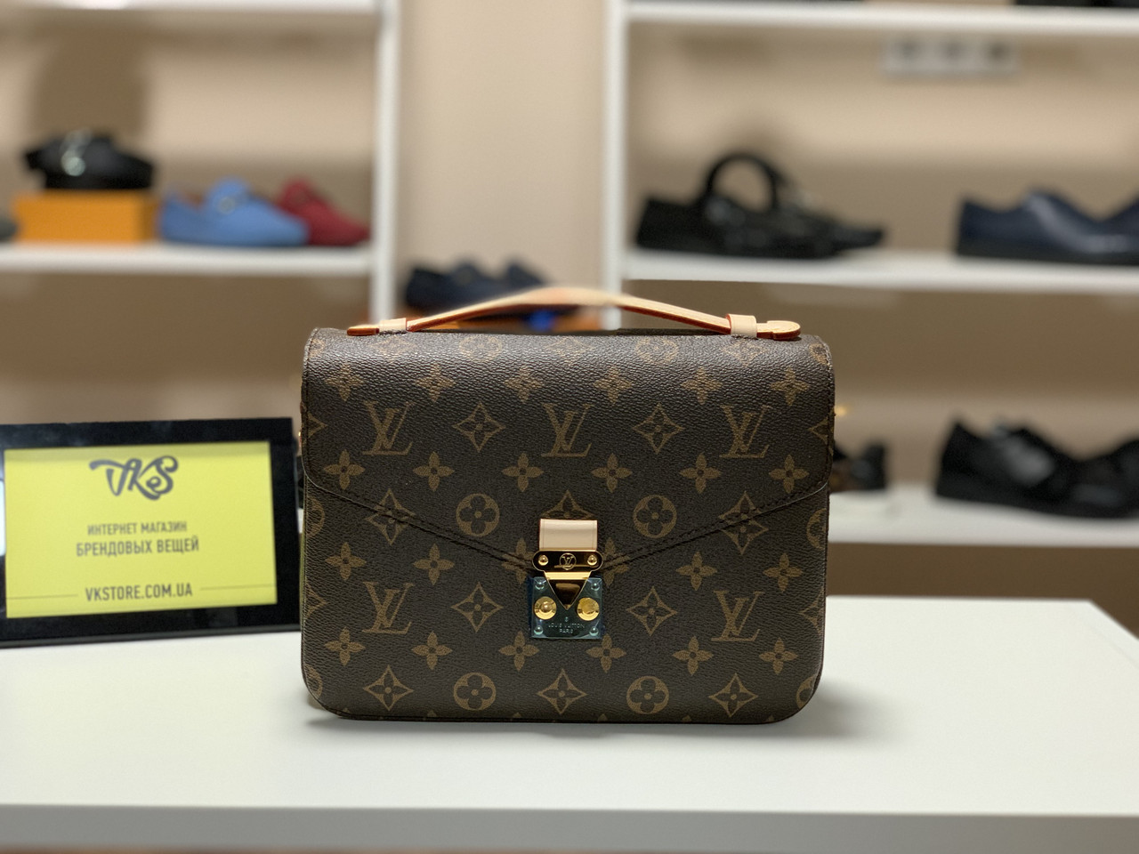 5409f96c6a1e Женская сумка - Louis Vuitton Pochette Metis | vkstore.com.ua