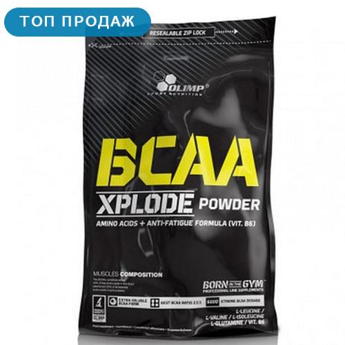 Аминокислота Olimp BCAA Xplode 1 кг