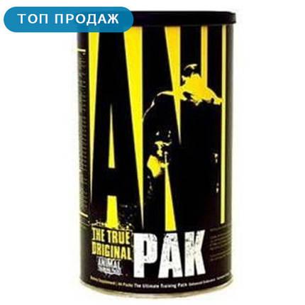 Витамины Universal Nutrition Animal Pak 44 пакетика, фото 2