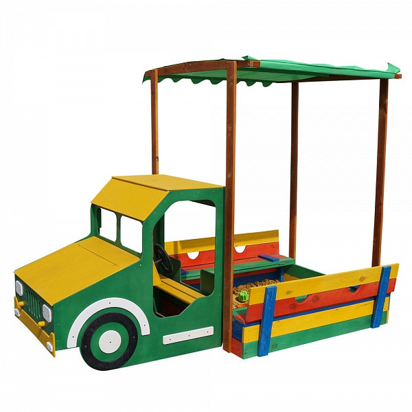 Песочница грузовик 16